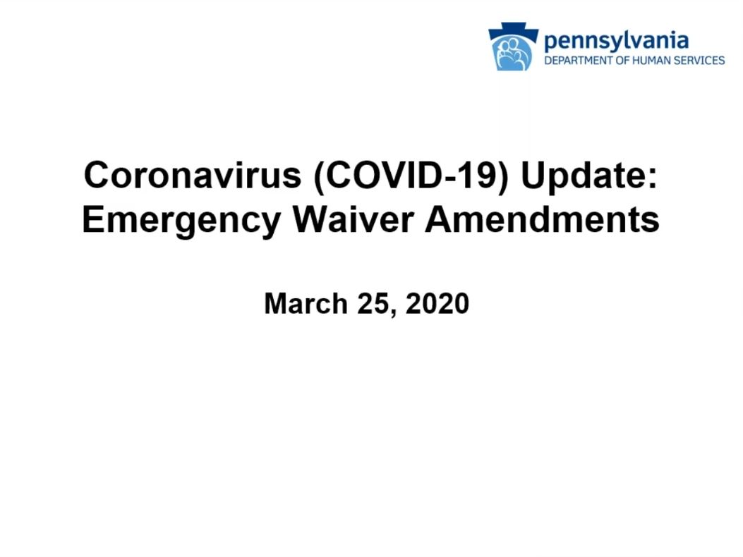 Click for COVID-19 ODP Operational Guidance to Appendix K for Stakeholders Recording