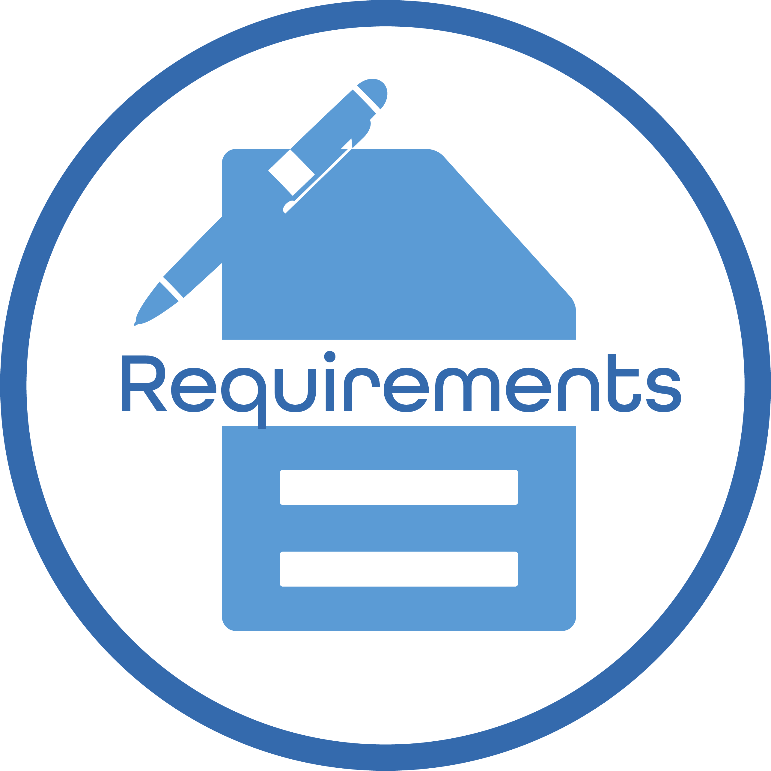 link to 6100 Requirements page