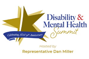 Disability & Mental Health Summit Graphic