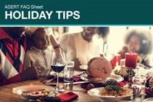 Holiday Tips Image
