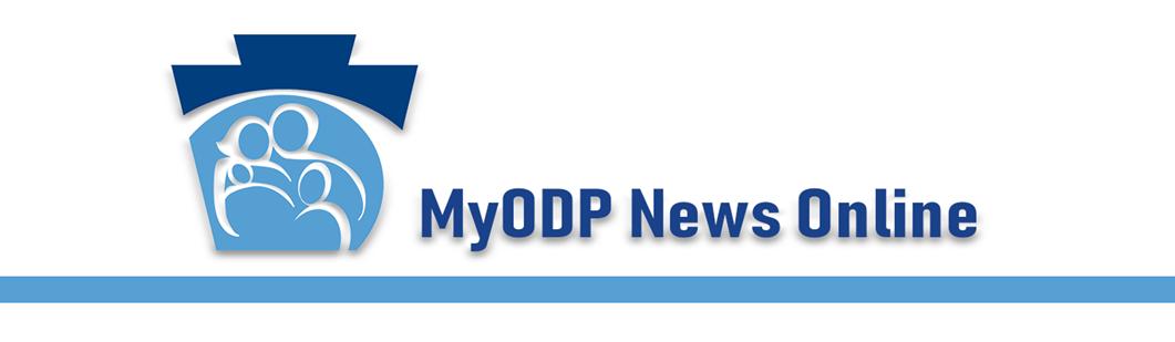 MyODP News Online Logo