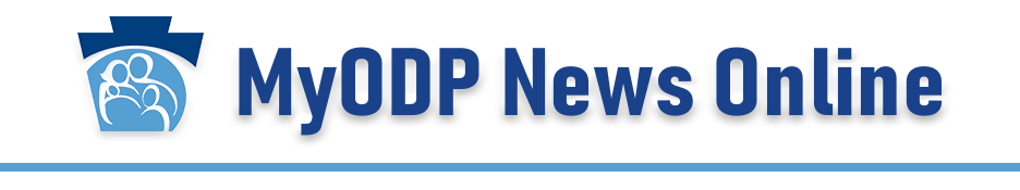 Welcome to MyODP News Online