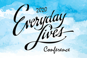 2020 Everyday Lives Conference Logo